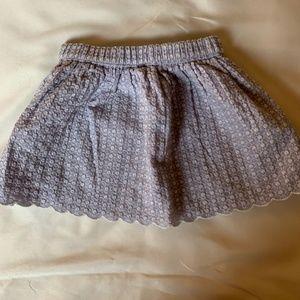 Gymboree Bottoms - Gymboree Girl's Lavender Skirt